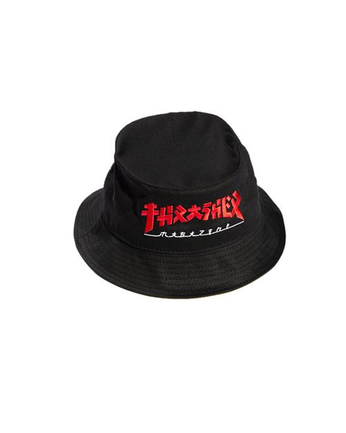 THRASHER BUCKET HAT