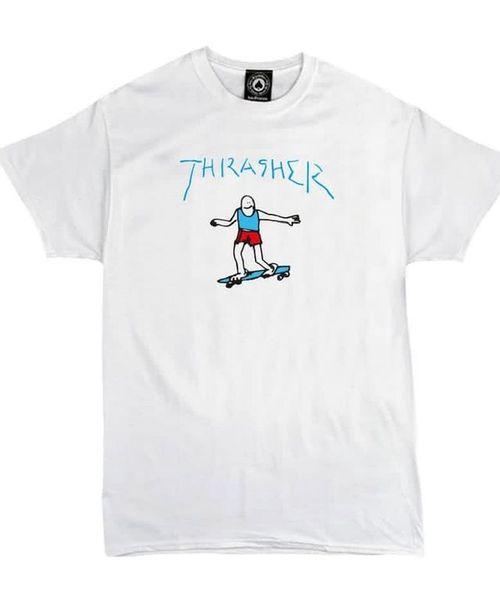 REMERA THRASHER GONZ NEW