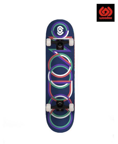 WOODOO SKATE COMPLETO RINGS